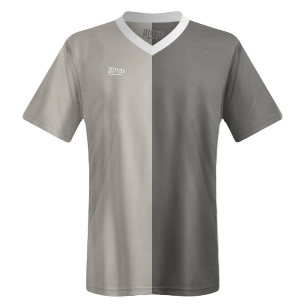 Ultras Century Custom Team Soccer Jersey in Dark-Grey by Ultras