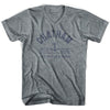Chatham Anchor Life on the Strand V-neck T-shirt in Athletic Grey by Life On the Strand