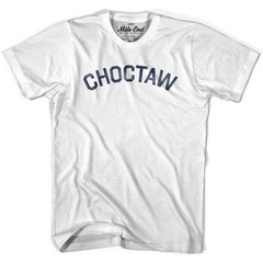 Choctaw City Vintage T-shirt in Grey Heather by Mile End Sportswear
