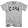 Cuba City Vintage T-shirt in White by Mile End Sportswear