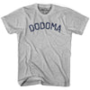 Dodoma City Vintage T-shirt in Grey Heather by Mile End Sportswear