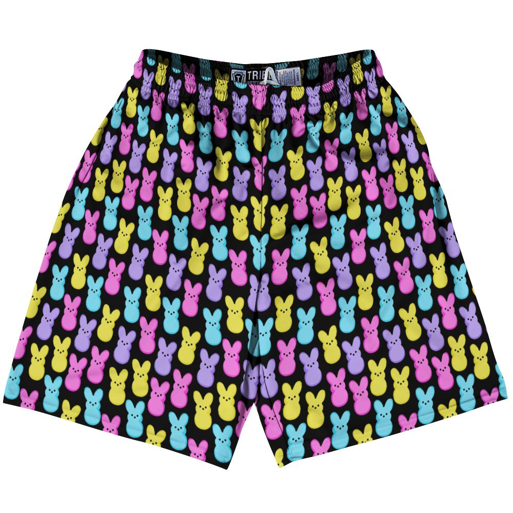Easter Bunny Lacrosse Shorts