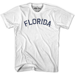 Florida Union Vintage T-shirt in Grey Heather by Mile End Sportswear