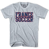 France Soccer Nations World Cup T-shirt in White by Neutral FC