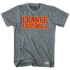 France Football Nation Soccer T-shirt in Athletic Grey by Ultras