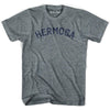 Hermosa City Vintage T-shirt in Athletic Blue by Mile End Sportswear
