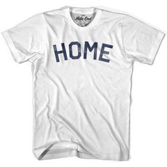 Home City Vintage T-shirt in Grey Heather by Mile End Sportswear