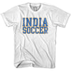 India Soccer Nations World Cup T-shirt in White by Neutral FC
