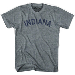 Indiana Union Vintage T-shirt in Athletic Blue by Mile End Sportswear
