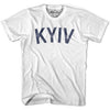 Kyiv City Vintage T-shirt in Grey Heather by Mile End Sportswear