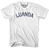 Luanda City Vintage T-shirt in Grey Heather by Mile End Sportswear