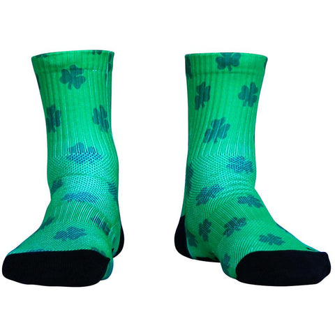 Lucky Half Crew Athletic Socks