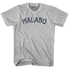 Malabo City Vintage T-shirt in Grey Heather by Mile End Sportswear
