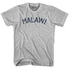 Malawi City Vintage T-shirt in Grey Heather by Mile End Sportswear