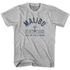 Malibu Anchor Life on the Strand T-shirt in White by Life On the Strand