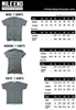 Mile End Athletic Grey Blank T-shirt in Athletic Grey by Mile End Sportswear