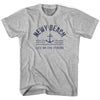 Newy Anchor Life on the Strand T-shirt in White by Life On the Strand