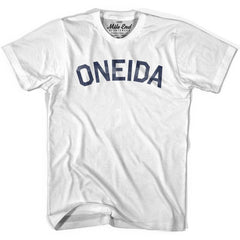 Oneida Tribe Vintage T-shirt in Grey Heather by Mile End Sportswear