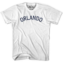 Orlando City Vintage T-shirt in Grey Heather by Mile End Sportswear