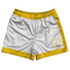 Rhode Island State Flag Rugby Shorts Made In USA by Ruckus
