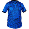 Russia Eagles Soccer Jersey in Blue by Ultras
