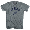 Sanaa Track T-shirt-Adult