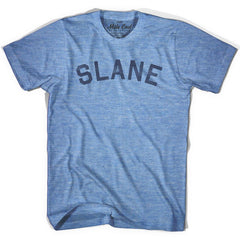 Slane City Vintage T-shirt in Athletic Blue by Mile End Sportswear