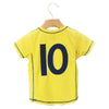 Sweden Soccer Toddler Jersey in Yellow by Ultras