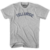 Telluride City Vintage T-shirt in White by Mile End Sportswear