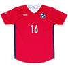 Tennessee State Cup Soccer Jersey in Red by Ultras