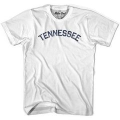 Tennessee Union Vintage T-shirt in Grey Heather by Mile End Sportswear