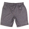 Tribe Gym Shorts in Eco-Black by Tribe Lacrosse