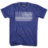 Ultras USA American Flag T-shirt in Indigo by Ultras