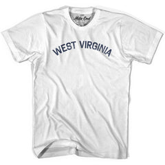 West Viginia Union Vintage T-shirt in Grey Heather by Mile End Sportswear
