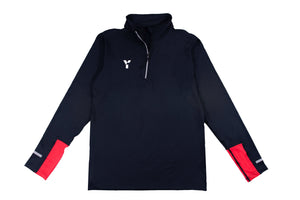 Y1.1 Black Red Midlayer