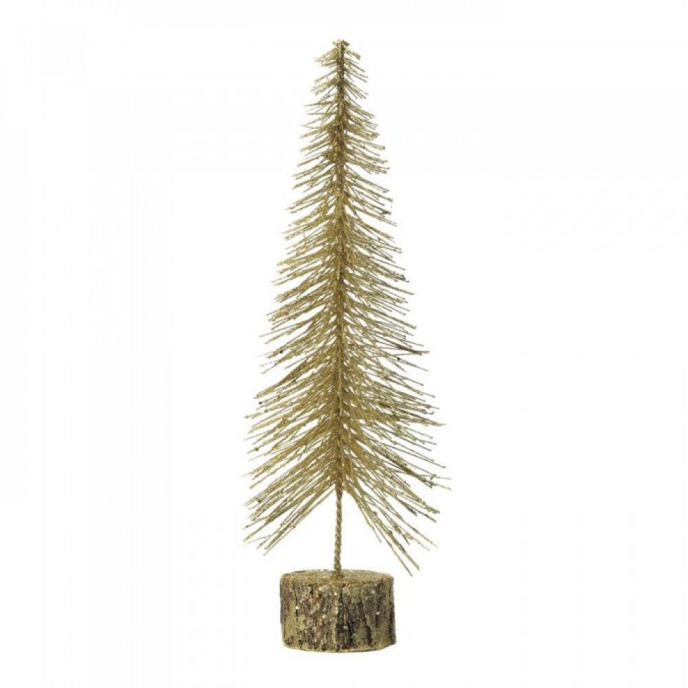Medium Gold Glitter Tree