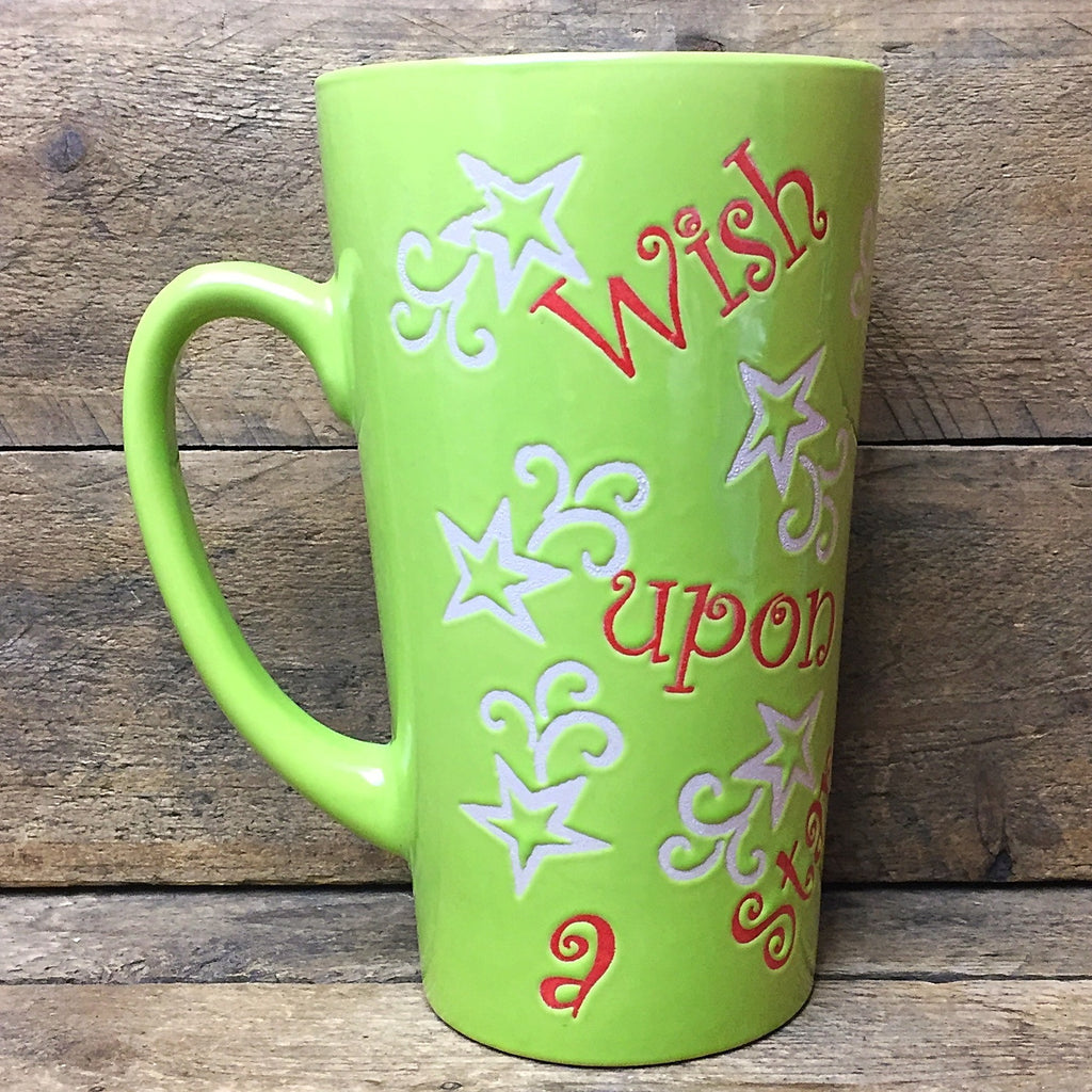 Mulberry Wish Upon a Star Latte Mug