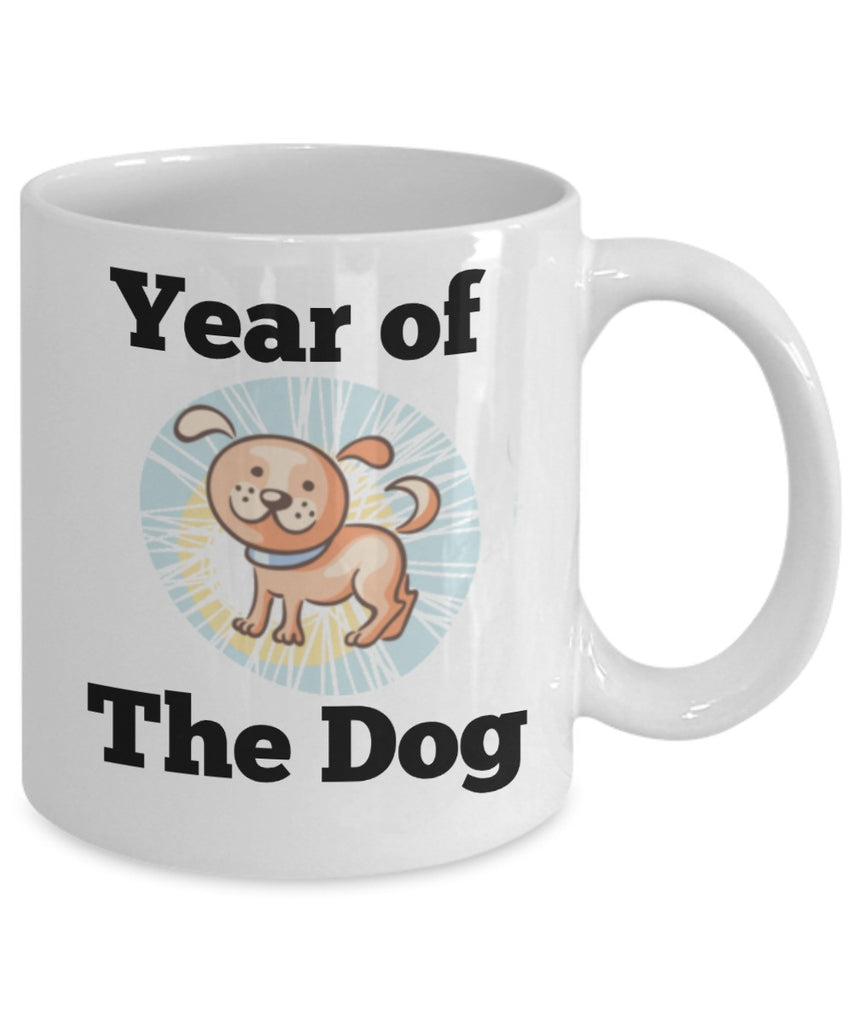 Chinese Zodiac Mug - Year of the Dog - 11 oz Gift Mug