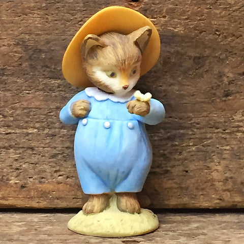 Tom Kitten #4 in Beatrix Potter series 1999 Hallmark Ornament