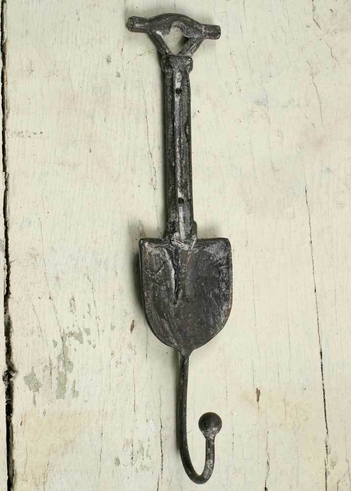Spade Wall Hook - Garden and Farmhouse Decor