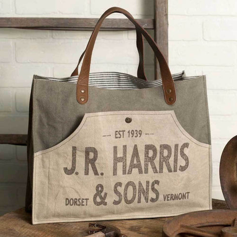 JR Harris & Sons Market Tote Bag