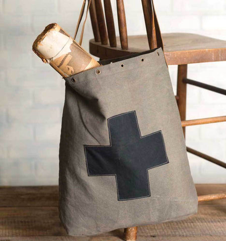 Medic Tote Bag with Grommets