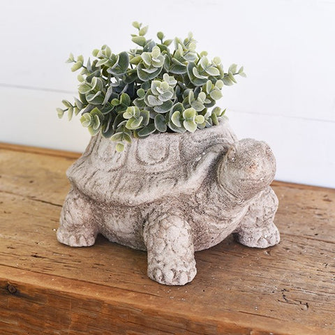Turtle Garden Small Planter