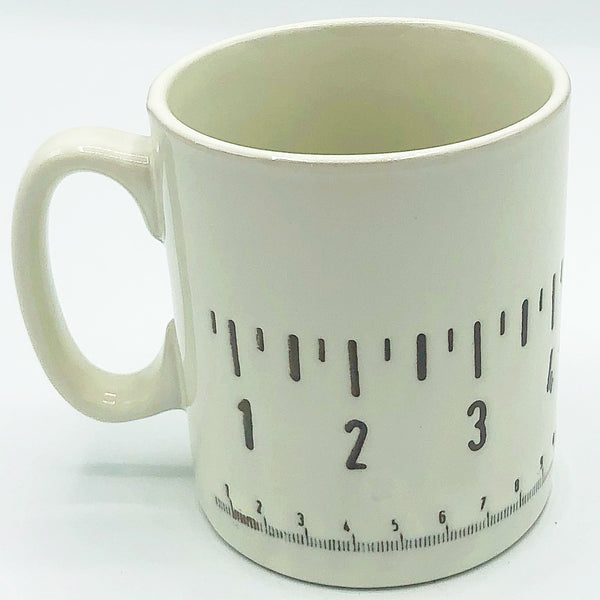 "Galerie ""You Rule"" Inches and Centimeters Mug"