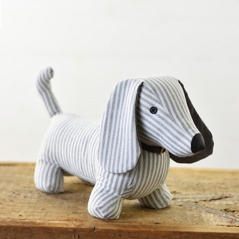 Scrappy the Dachshund Dog Door Stop