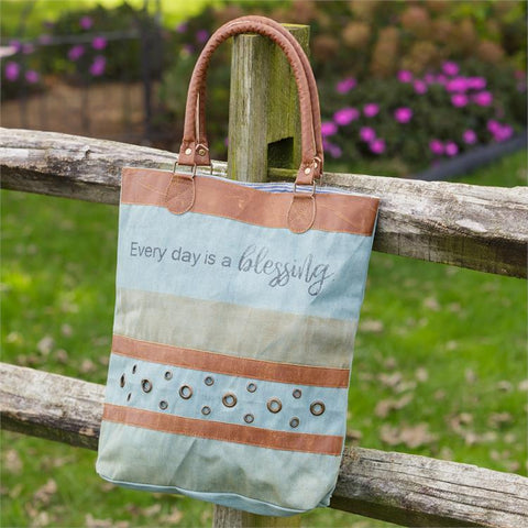 Every Day Is A Blessing Tote Bag