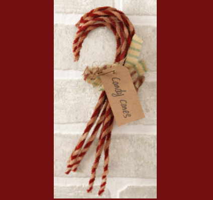 Candy Canes Rustic Bundle