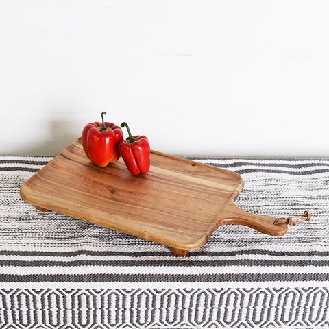 Wood Riser Cutting Board