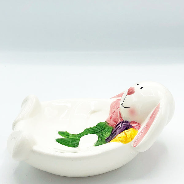 Tulip Bunny Treat Bowl