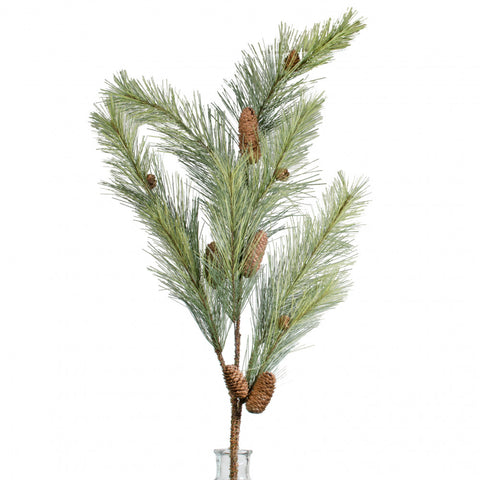 "Northwoods Natural Pine Spray - 44"" Tall"